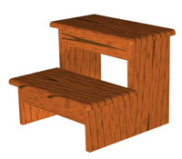 sc 1 st  Knotty Plans & Bed Step Stool Plans - Woodworking islam-shia.org