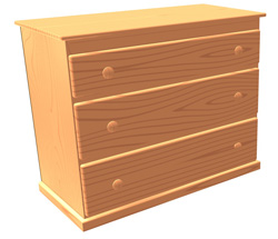 Drawers Dresser Plans Mates bed - Woodworking